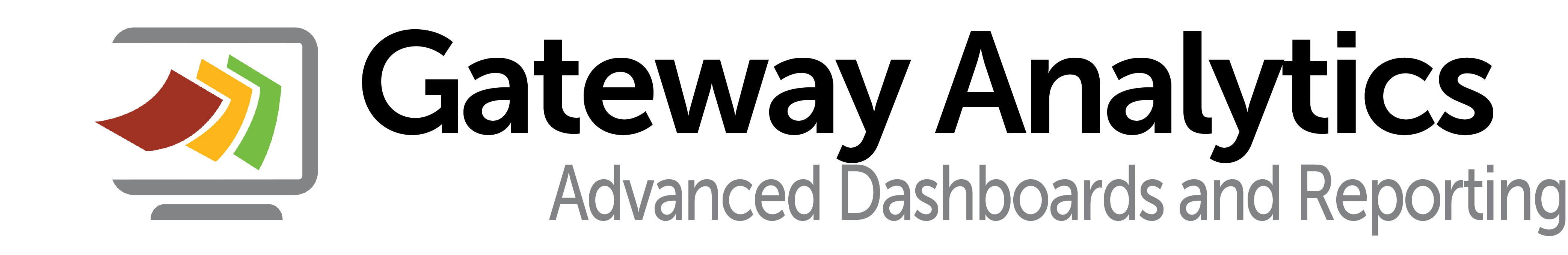 Gateway Analytics Logo Pre Vector 2017