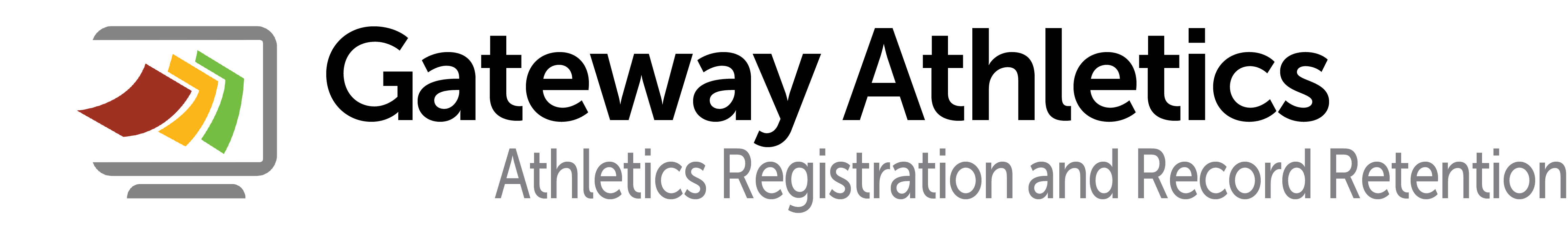 Gateway Athletics Logo Pre Vector 2017