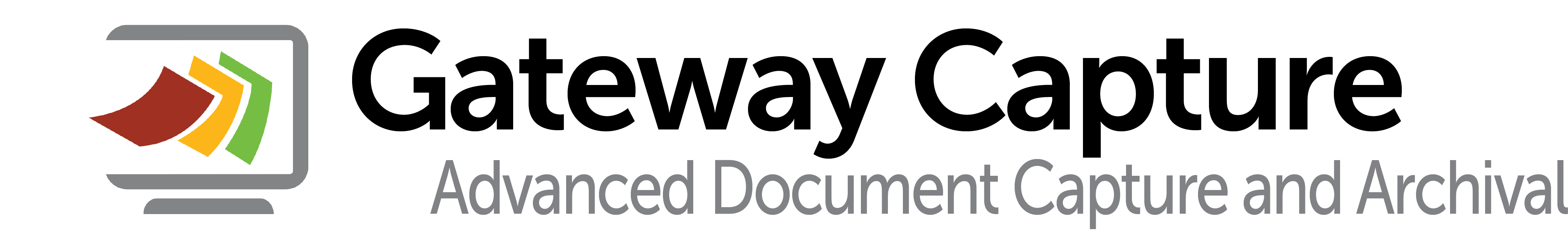 Gateway Capture Logo Pre Vector 2017