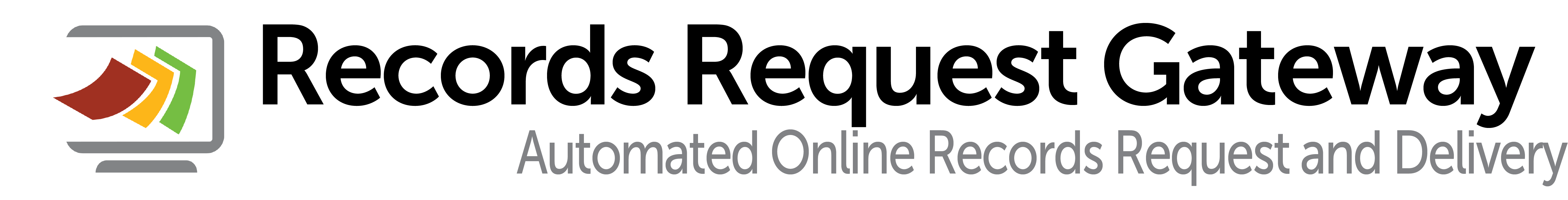 Records Request Gateway Logo Pre Vector 2017
